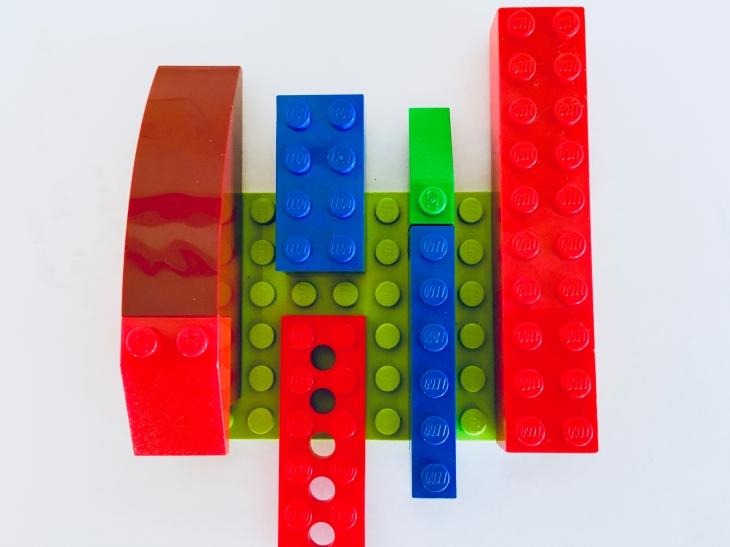 Among his Lego blocks… – Water Words
